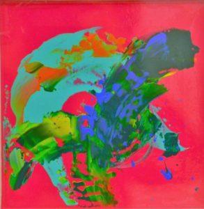 Sinfonía del color de Gamar